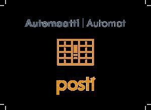 Posti Automaatti Forumjkl Jyväskylä