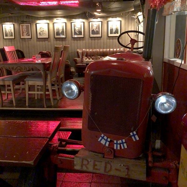 Redneck Bar & Kitchen