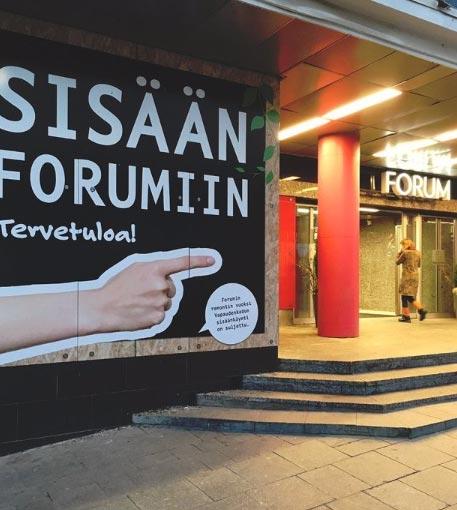Forum Jyväskylä -uutiskirje